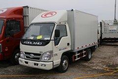 福田时代 小卡之星Q2 87马力 汽油 3.3米单排厢式微卡(BJ5032XXY-B4) 卡车图片