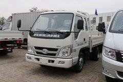 福田时代 小卡之星Q2 1.5L 112马力 汽油 2.93米排半栏板微卡(BJ1032V5PV3-GK) 卡车图片