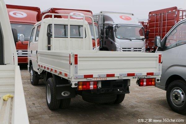 小卡之星载货车火热促销中 让利高达0.8万