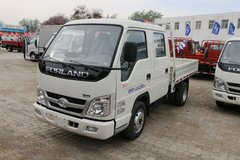 福田时代 小卡之星Q2 1.5L 112马力 汽油 3.05米双排栏板轻卡(BJ1032V4AV5-B5) 卡车图片