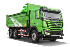 大运 N8V重卡 350马力 6X4 5.8米自卸车(CGC3250D5DCHD) 卡车图片