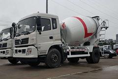 东风 专底系列 160马力 4X2 3.1方混凝土搅拌车(DFZ5160GJBSZ5D1)
