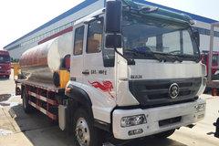 中国重汽 斯太尔M5G 210马力 4X2 沥青洒布车(程力威牌)(CLW5161GLQZ5)
