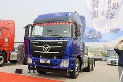 福田 欧曼GTL 9系重卡 至强版 550马力 6X4牵引车(BJ4259SMFKB-AB) 卡车图片