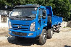 跃进 开拓X500 运输型 160马力 6X2 6.5米自卸车(SH3252VGDDWW4)