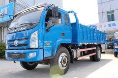 跃进 开拓X500 工程型 140马力 4X2 4米自卸车(SH3162VGDCMW) 卡车图片