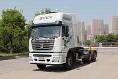 联合卡车 E370重卡 370马力 6X4 LNG牵引车(QCC4252N654M) 卡车图片