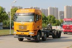 联合卡车 U380 380马力 8X4 8.2米自卸车(QCC3312D656-3) 卡车图片