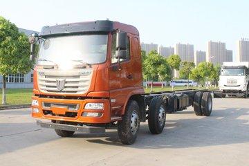 联合卡车 E220中卡 220马力 6X2 7.8米栏板载货车(QCC1252D659N)