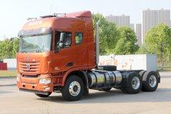 联合卡车 U440重卡 440马力 6X4 LNG牵引车(速比3.7)(QCC4252N654-1)