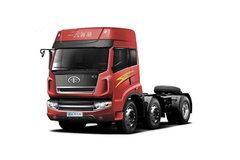 青岛解放 新大威重卡 336马力 6X2 牵引车(2010款)(CA4256P2K2T2EA80) 卡车图片