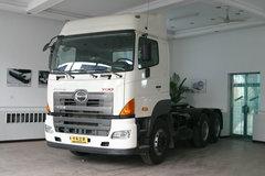广汽日野 700系列重卡 350马力 6X4 牵引车(高顶)(YC4250SS2PK) 卡车图片