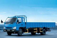 江铃 凯威中卡 156马力 4X2 5.6米栏板载货车(JX1090TPRB23)