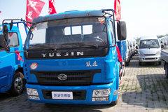 跃进中卡 130马力 4X2 载货车(世博版)(NJ1080) 卡车图片