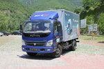 福田 奥铃CTX中卡 170马力 4X2 7.75米厢式载货车(BJ5159XXY-F3)图片