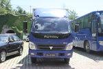 福田 奥铃CTX中卡 科技版 156马力 4X2 6.2米厢式载货车(国五)(BJ5169XXY-F7)图片