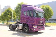 联合卡车 U420重卡 420马力 4X2牵引车(QCC4182D651) 卡车图片