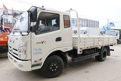 飞碟奥驰 V2系列 95马力 3.85米排半栏板轻卡(FD1041W17K5-1) 卡车图片