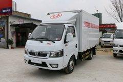 东风途逸 1.5L 110马力 3.7米单排厢式小卡(3300轴距)(EQ5031XXY15QEAC)
