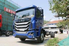 江淮 格尔发K5L中卡 180马力 4X2 7.77米厢式载货车(DPF)(HFC5181XXYP3K3A57S2V) 卡车图片
