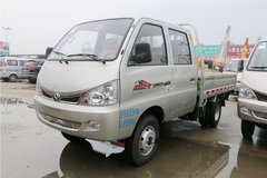 北汽黑豹 H7 1.5L 71马力 柴油 2.595米双排栏板微卡(BJ1036W10HS) 卡车图片