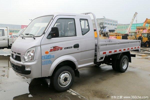 优惠0.3万黑豹Q5载货车促销中