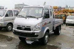 北汽黑豹 Q5 1.2L 85马力 汽油 2.88米排半栏板微卡(BJ1035P30JS) 卡车图片