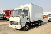 凯马 K1 110马力 3.51米单排厢式轻卡(KMC5036XXYQ26D5)