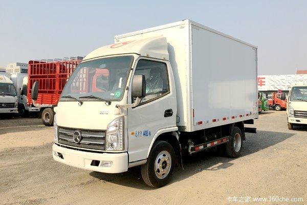 凯马 K1 102马力 3.6米单排厢式轻卡(KMC5041XXYA28D5)