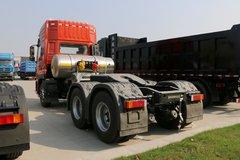 东风商用车 天龙重卡 轻量化版 420马力 6X4危险品牵引车(DFH4250A6)