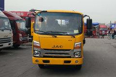 江淮 新帅铃K340 120马力 3.145米双排栏板轻卡(HFC1041P73K3C3V) 卡车图片