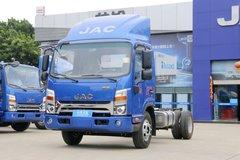 江淮 帅铃Q6 130马力 4.18米单排栏板轻卡底盘(HFC1043P71K4C2V) 卡车图片