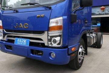 江淮 帅铃Q6 130马力 3.85米排半栏板轻卡(HFC1043P71K4C2V)图片