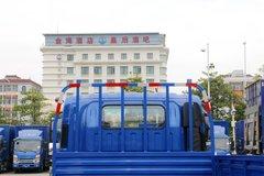 江淮 帅铃Q6 130马力 4.18米单排栏板轻卡(HFC1043P71K4C2V)
