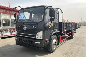 解放 虎VH 160马力 5.8米排半仓栅式载货车(CA1145P40K2L5E5A85)