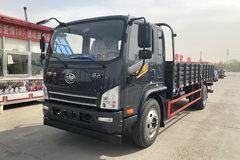 解放 虎VH 160马力 5.8米排半仓栅式载货车(CA1145P40K2L5E5A85) 卡车图片