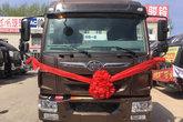 解放 麟VH中卡 160马力 4X2 5.4米排半仓栅式载货车(潍柴)(CA5165CCYP40K2L3E5A85)