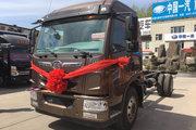 解放 麟VH 160马力 5.8米排半仓栅式载货车(CA5165CCYP40K2L5E5A85)