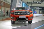 黄海 N3 2018款 尊贵版 2.4T 汽油 218马力 四驱 自动 双排皮卡