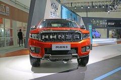 黄海 N3 2018款 尊贵版 2.4T 汽油 218马力 四驱 自动 双排皮卡 卡车图片