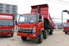 中国重汽 豪曼H3 185马力 6X2 6.8米自卸车(ZZ3258GC0EB1)