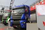 江铃重汽 威龙重卡 420马力 4X2牵引车(SXQ4180J1B3D5)图片