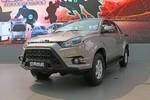 江铃 域虎 2017款 经典版 超豪华型 2.4T柴油 140马力 手动 四驱 长轴双排皮卡