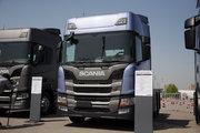 斯堪尼亚 新G系列重卡 500马力 6X4牵引车(型号G500)
