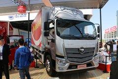 福田 欧马可S5系 京东版 182马力 6.8米排半厢式载货车(BJ5186XXY-A7) 卡车图片