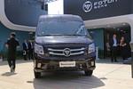 福田商务车 图雅诺E 2017款 商运版 110马力 2.5T柴油 长轴封闭货车