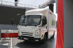江铃 凯锐800EV 4.5T 4.2米单排厢式纯电动轻卡(JX5043XXYTG25BEV)