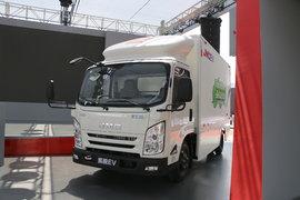 江鈴 凱銳800EV 4.5T 4.2米單排廂式純電動輕卡107.52kWh