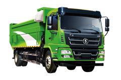 陕汽商用车 轩德X6 复合版 160马力 4X2 3.75米渣土自卸车(SX3040GP5) 卡车图片