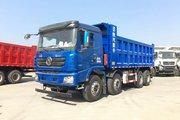 陕汽重卡 德龙X3000 超强版 430马力 8X4 8.2米自卸车(SX33106C426B)
